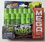 Nerf N-Strike Mega X15 Zombie Strike Dardos