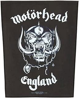 motorhead back patch