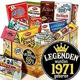 Legenden 1971 - Geschenke Ideen für Sie - Schokoladen Box Ostpaket