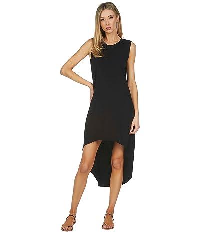 Michael Lauren Walt High-Low 100% Cotton Tank Dress