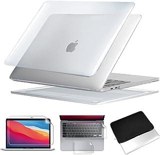 MacBook Air 2020 完全保護5点 カバー ケース 低反射 液晶 フィルム キーボードカバー スキンシール P-FENS