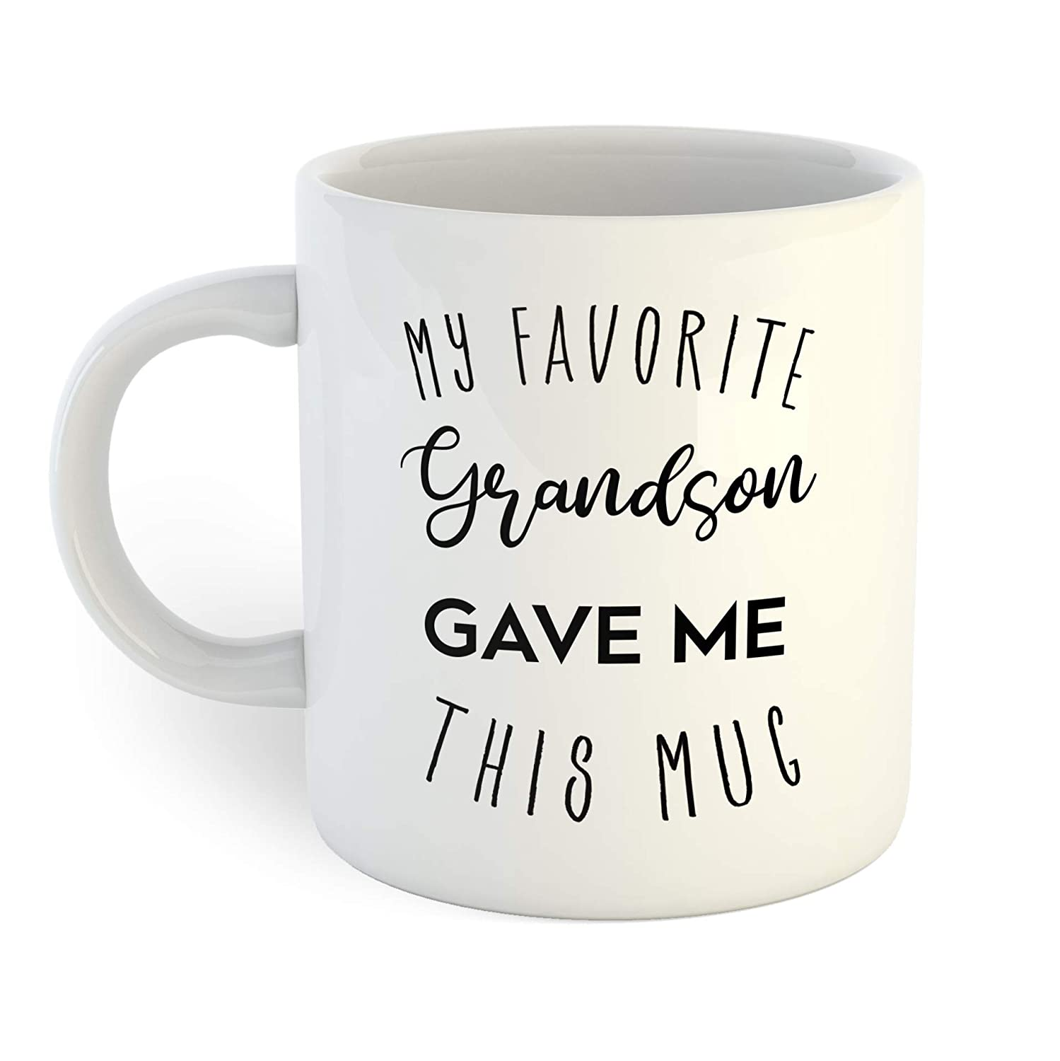 My Favorite specialty shop Grandson Gave 40% OFF Cheap Sale Me Mug This