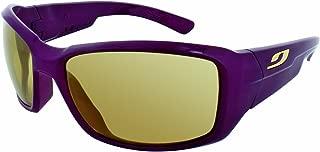 Women's Whoops Performance Sunglasses, Zebra Lens, Matt Black + Wallpaper