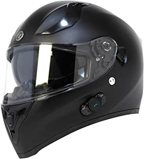 Best 3 4 helmet with bluetooth Reviews