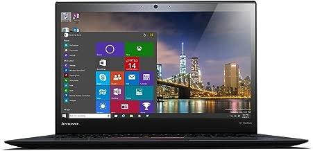 Lenovo ThinkPad X1 Carbon 3rd Generation - Windows 10 Pro Business Ultrabook - Intel Core i7-5600U, 512GB SSD, 8GB RAM, 14