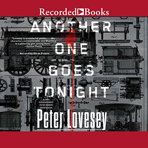 Another One Goes Tonight audiobook cover art
