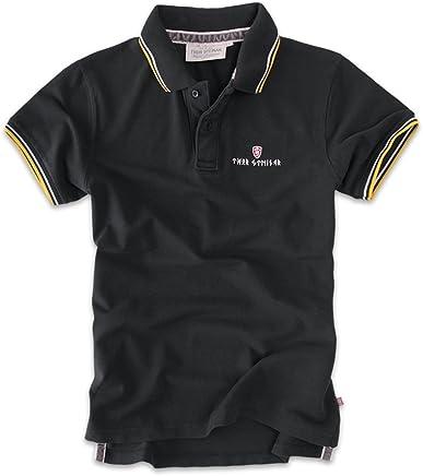 e46871b0b33b37 Thor Steinar Men s Polo Shirt Holmgard German Style