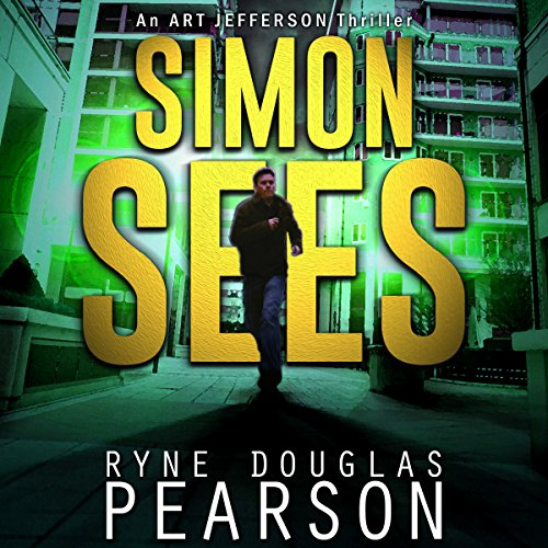 Simon Sees  audiobook cover art