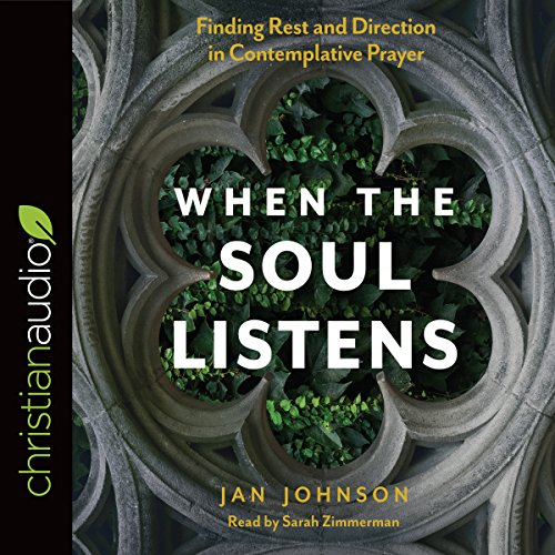 When the Soul Listens audiobook cover art