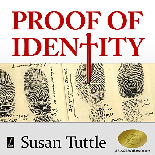 Proof of Identity audiobook cover art
