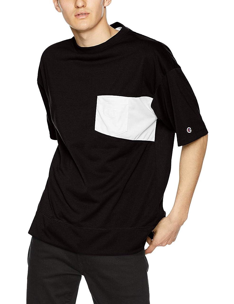 寝てる似ている港[チャンピオン] Tシャツ C3-P359