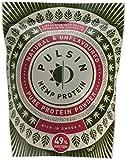 Pulsin' Unflavoured Hemp Protein Powder 1kg | 47% Protein | Natural |Vegan | Gluten Free | Soya Free | Dairy Free from Pulsin' Snacks