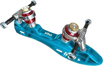 Atom Pilot Falcon Plus NTS Color Quad Skate Plate