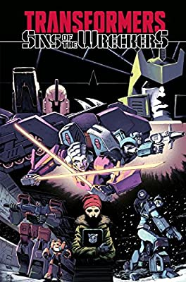 Transformers: Sins of the Wreckers