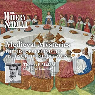 The Modern Scholar: Medieval Mysteries cover art
