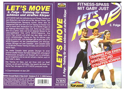 Let's Move mit Gaby Just, Folge 2