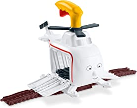 Thomas & Friends Press 'n Spin Harold, toy helicopter with spinning propellers for preschool kids ages 3 years & older