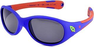 ActiveSol gafas de sol para BEBÉ | NIÑO | 100% protección UV 400 | polarizadas | irrompibles, de goma flexible | 0-24 meses | 18 gramos | REGALO DE NAVIDAD