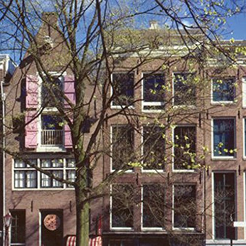2613 Anne Frank House, Amsterdam cover art