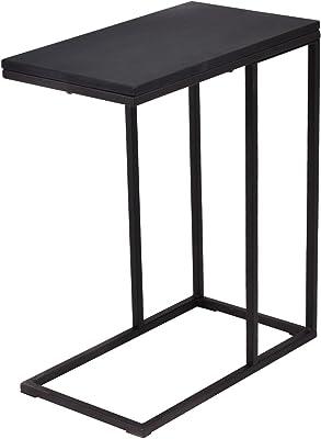 Costway サイドテーブル ソファサイドテーブル ベッドサイドテーブル テーブル ナイトテーブル カフェテーブル ミニテーブル 幅48x奥行28x高さ58.5cm