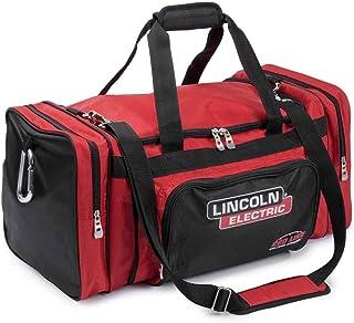 "Lincoln Electric Industrial Duffle Bag   Military Grade Denier Fabric   24"" x 12"" x 12""   50+ LB Capacity   K3096-1"