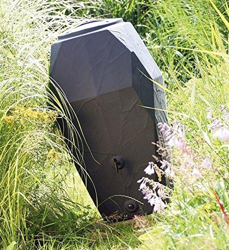 Regenwassertonne Regentonne Regenbehälter Regentank 300L 310l Wasserhahn Amphore von rg-vertrieb (310L mit Wasserhahn)