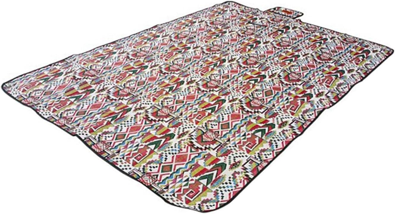 yangmeng Picnic Blanket Waterproof Oklahoma City Mall Portable Backpack Foldable U Ranking TOP13