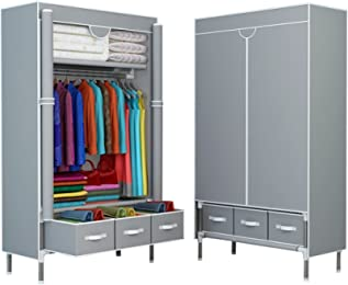 Best storage closets for clothes