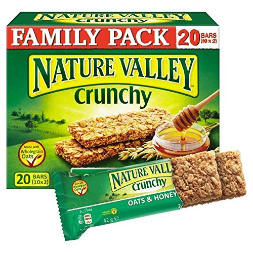 Nature Valley Crunchy Granola Family