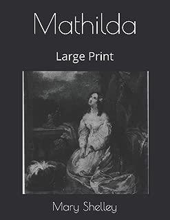 Mathilda: Large Print