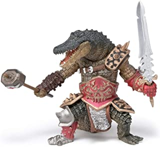Papo Fantasy World Figure, Crocodile Mutant