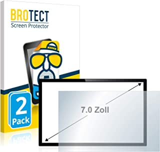 3 Pezzi AirGlass brotect Pellicola Protettiva Vetro Compatibile con Garmin Vivofit 4 Anti-Impronte Schermo Protezione Durezza 9H