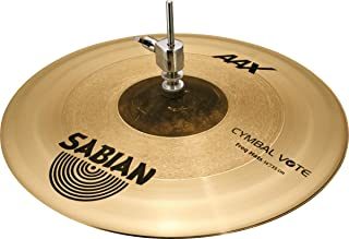 Sabian Cymbal Variety Package, inch (214XFHN)