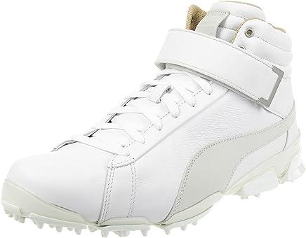 Puma, chaussures de golf junior Titantour Hi Top
