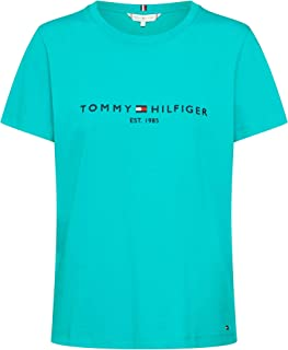 Tommy Hilfiger Women's New Ess C-Neck Short Sleeve T-Shirt
