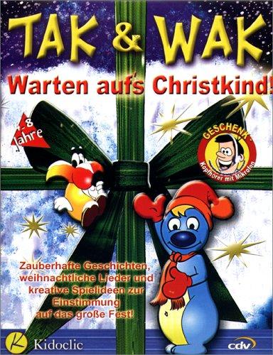 TAK & WAK warten auf's Christkind