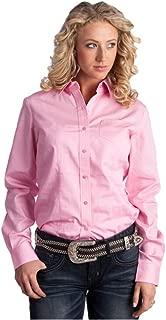 Cruel Girl Light Pink Button Up