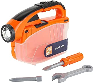 The Home Depot - 4 Piece Light Box Tool Pack Exclusive Flashlight