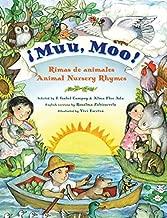 Muu, Moo! Rimas de animales/Animal Nursery Rhymes: Bilingual Spanish-English