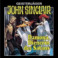 Damona - Dienerin des Satans (John Sinclair 4) Hörbuch