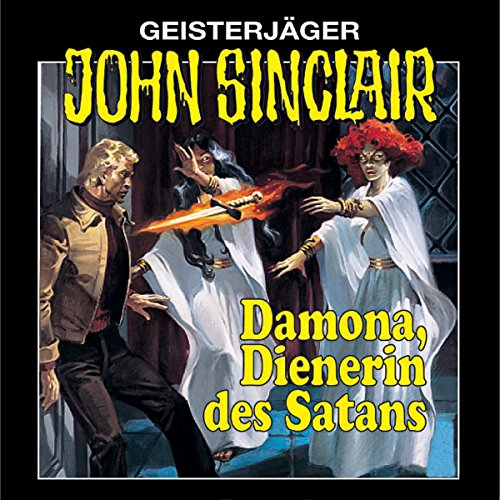 Damona, Dienerin des Satans (John Sinclair 4) [Remastered] cover art