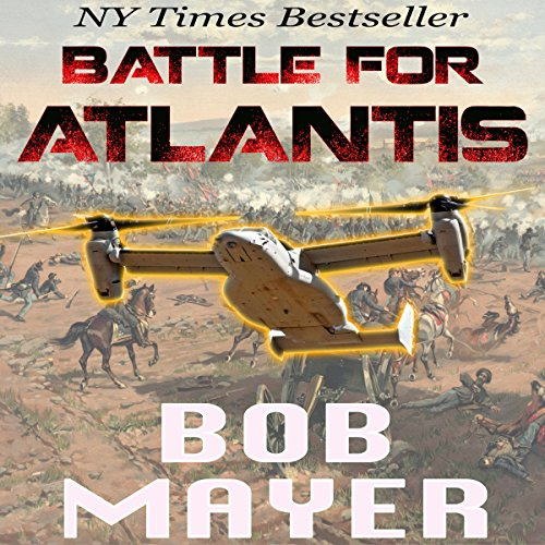 Atlantis: Battle for Atlantis (Book 6) audiobook cover art