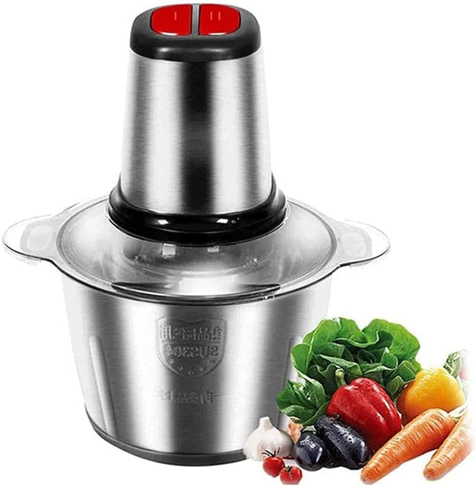 ZOUJIANGTAO OFFer Electric Food Processor Grin Max 82% OFF Chopper Meat Vegetable