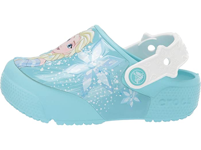 crocs M/ädchen Fun Lab Frozen Clogs