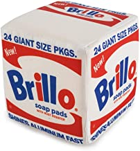 Kidrobot - Limited Edition Plush - Brillo Box by Andy Warhol - 5 inches