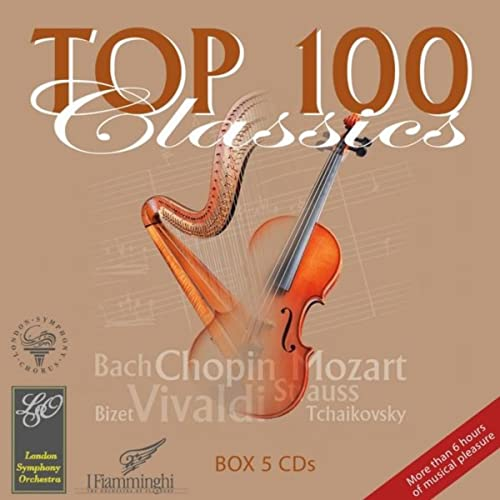 The London Symphony Orchestra: The Top 100 of Classical