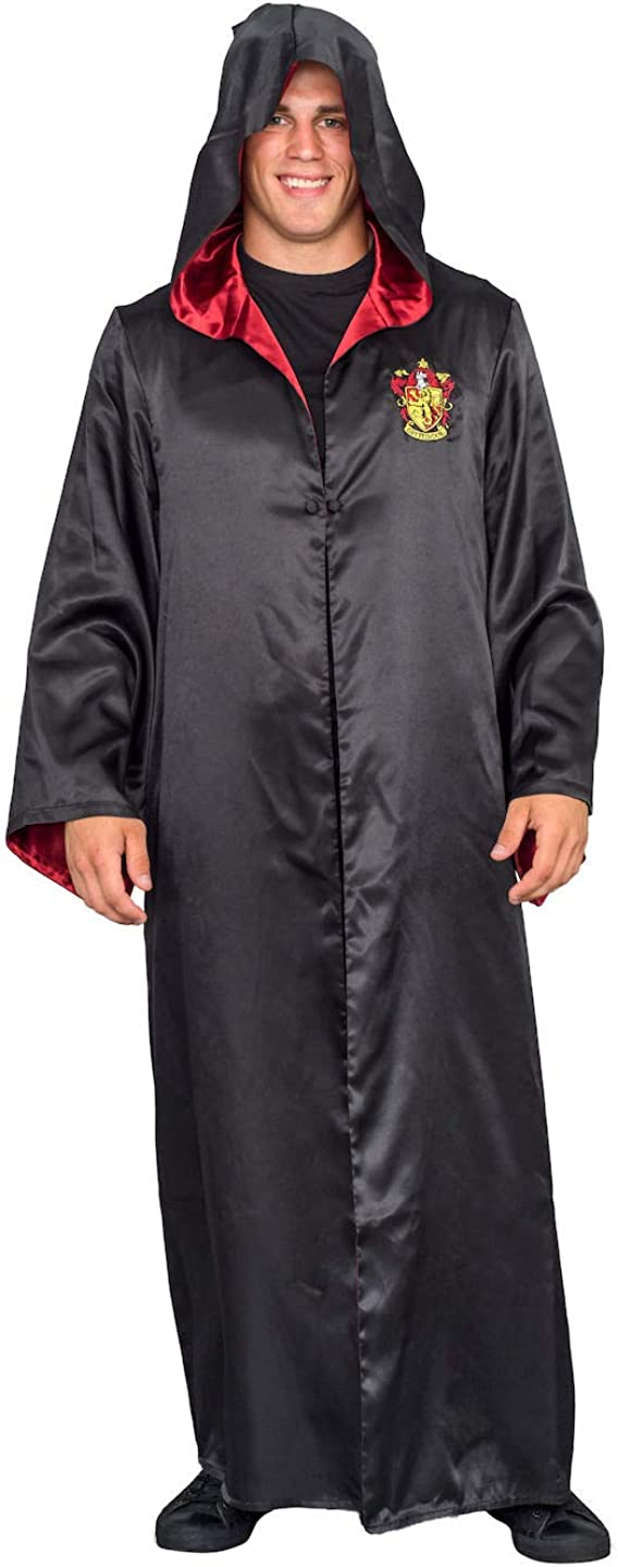 Underboss Harry All items in the store Max 74% OFF Potter Halloween Costume Ho Long Black with Robe