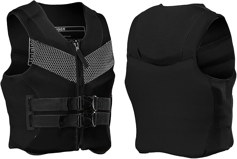 Adult Buoyancy Vest Fishing Vest Swimming Equipment Nylon + Neop