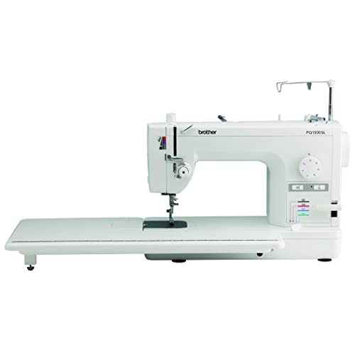 Brother Quilting and Sewing Machine, PQ1500SL, High-Speed Quilting and Sewing, 1500