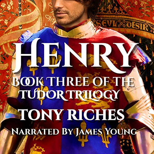 Henry audiobook cover art